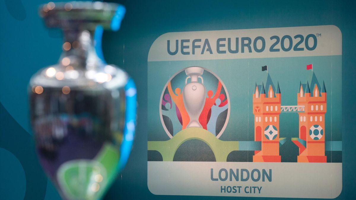Euro 2021 Host City Image London